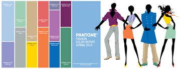 Pantone Fashion Spring 2014