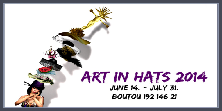Poster Art in Hats 2014