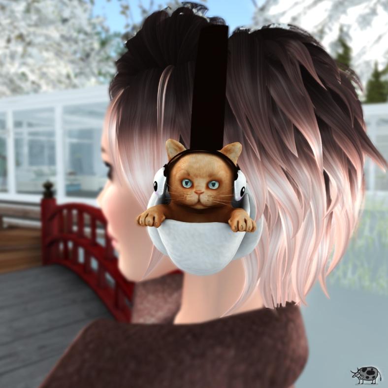 Hair/Muff: Tableau Vivant, Xy  @Gacha