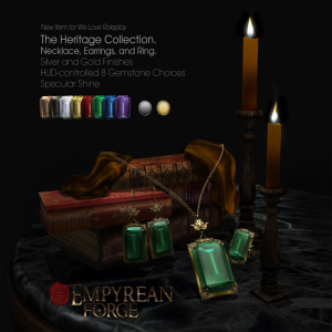 Empyrean Forge_ The Heritage Collection for WLRP