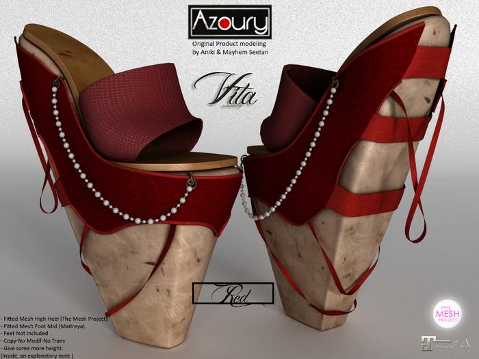 AZOURY_-_VITA_Heels_(Red)